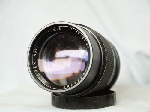 M42   135mm 2.8 Prime Portrait 42mm Screw Lens -Great Bokeh-Easy to Convert For Di